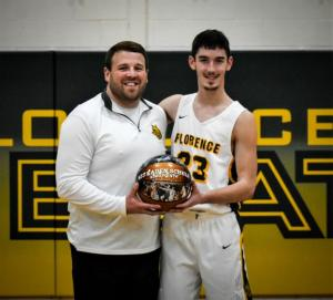 Kaden Schuls 1000 points