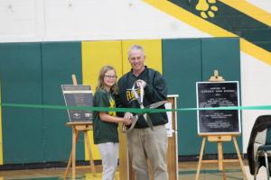 Florence High School dedication 10-19-2018